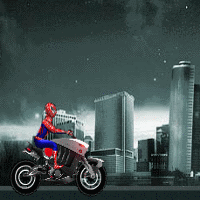 Spiderman rush